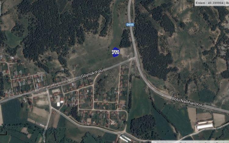 Yüzüncü yılda satılık arazi