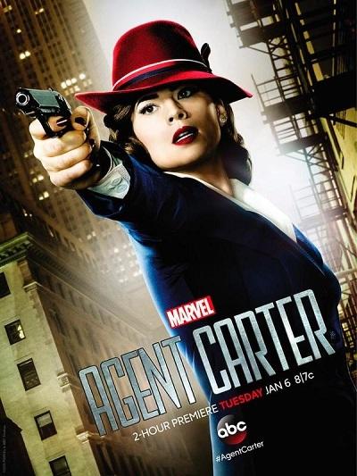 Marvels Agent Carter 2. Sezon (Tüm Bölümler) 720p HD-TV Türkçe Altyazılı İndir