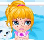 Bebek Kızamık Tedavisi Oyunu