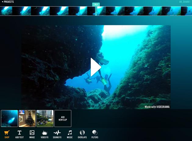 Video Editor Videorama