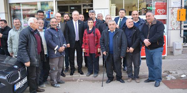 CHP İlçe Başkanı Ünsal da Değişimden Yana