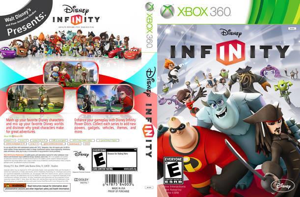 disney infinity xbox 360 - 934×611
