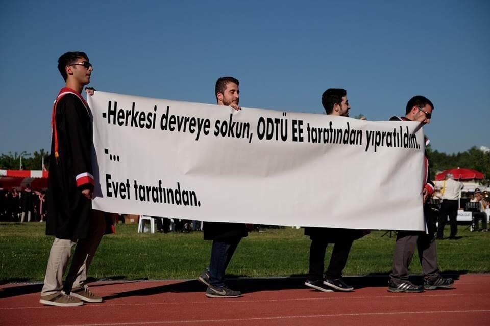 odtü 2017 mezuniyet pankartları
