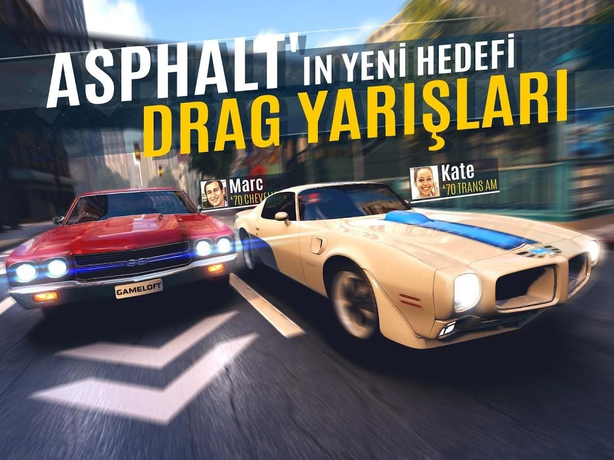 Asphalt Street Storm Racing Mod Android