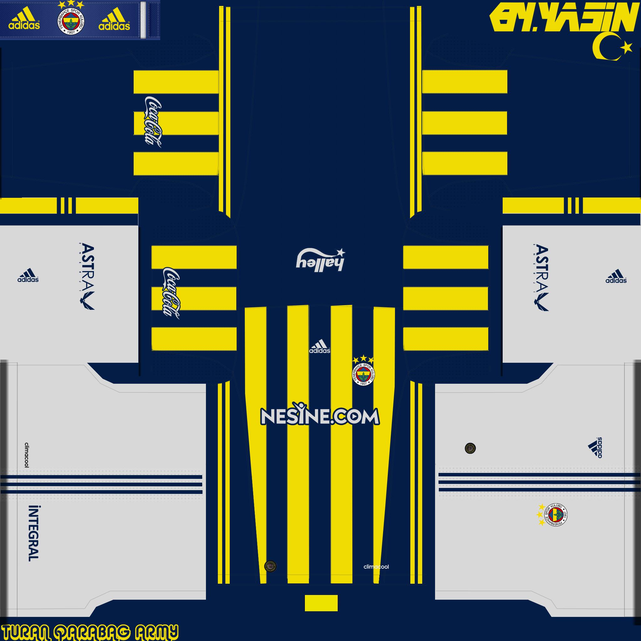 Fenerbahçe İç Saha 2.