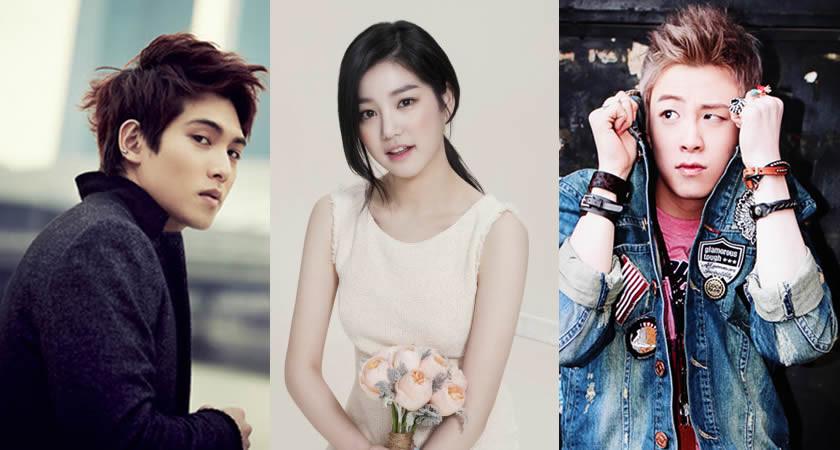 Lee Jong-Hyun, Lee Yoo-Bi ve P.O Yeni Bir Dizide Rol Alacak