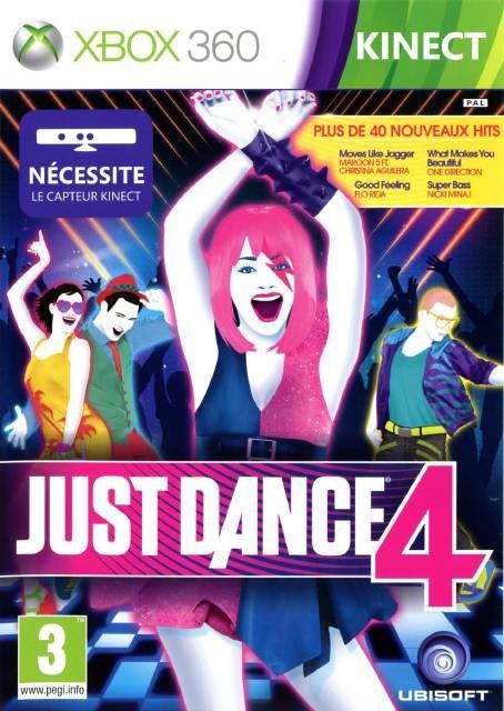 Just Dance 4 Xbox 360 [Kinect-DLC] İndir [MEGA] [JTAG-RGH