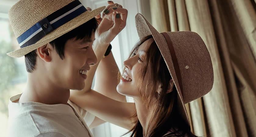 Kim So-Yeon ve Lee Sang-Woo Çifti Marie Claire' İçin Poz Verdi