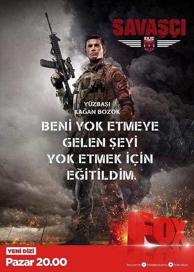 Savaşçı 10.Bölüm Sezon Finali (HD - x264 - 720p) Tüm Bölümler - VKRG
