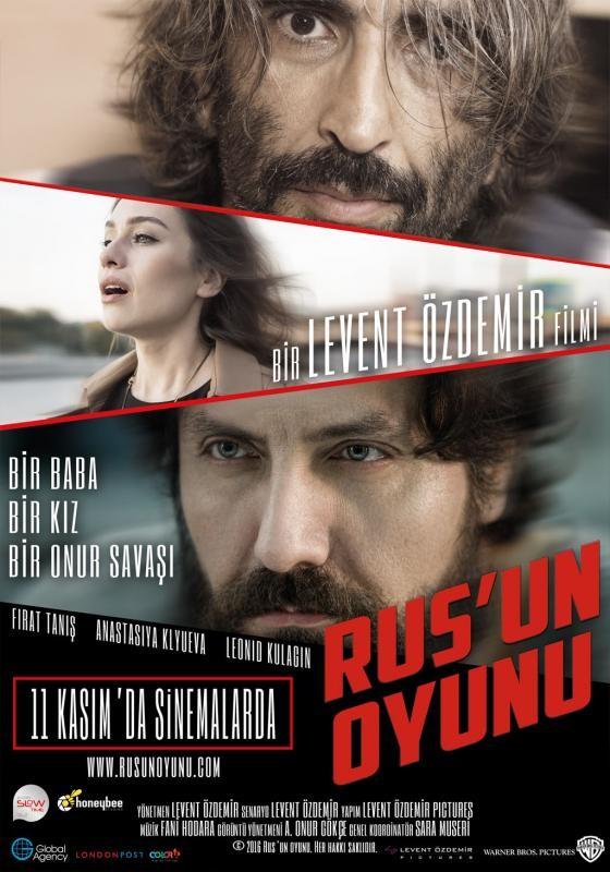 Rus'un Oyunu 2016 Yerli Film - indir