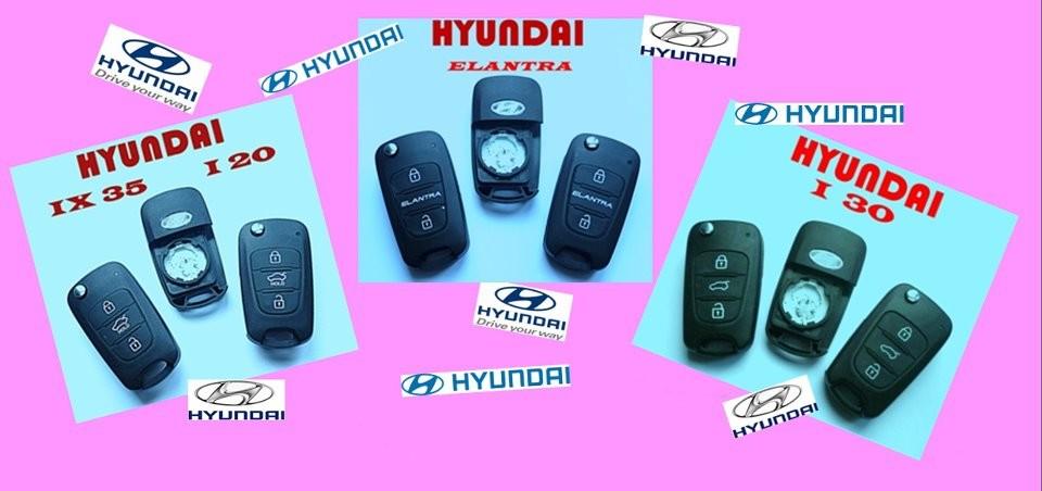Hyundai Kumandalar
