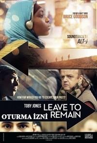 Oturma İzni – Leave to Remain 2013 HDRip XviD Türkçe Dublaj – Tek Link
