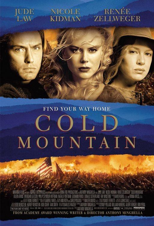 soğuk dağ film poster