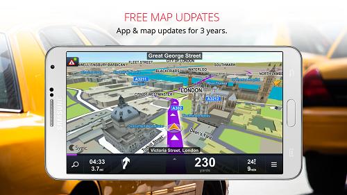 Sygic Taxi Navigation v13.6.5 build 100 [Unlocked] | APK İndir