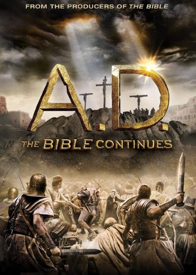 A.D. The Bible Continues (2015) Yabancı dizi 1. Sezon Tüm bölümler Türkçe dublaj indir