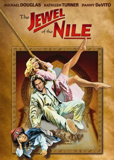 The Jewel of the Nile - Nil'in İncisi (1985) türkçe dublaj nostalji film indir