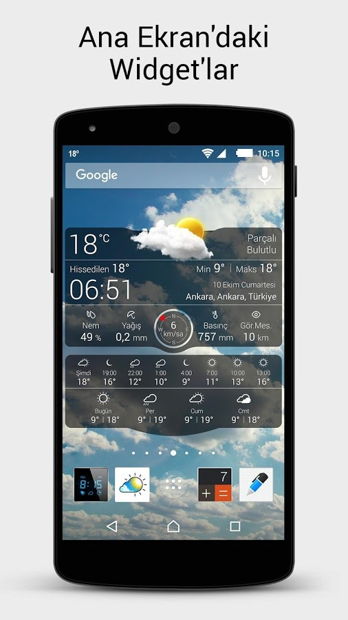Weather Live Android Apk