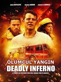 Ölümcül Yangın – Deadly Inferno 2016 HDRip XviD Türkçe Dublaj – Tek Link