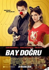 Bay Doğru – Mr. Right 2015 BRRip XviD Türkçe Dublaj – Tek Link