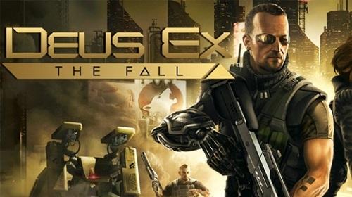 Deus Ex The Fall | Full Oyun