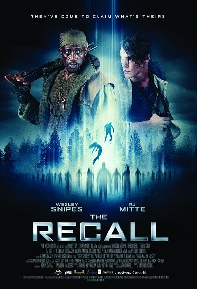 Keşfedilmemiş - The Recall 2017 ( BRRip XviD - m1080p ) Türkçe Dublaj - okaann27