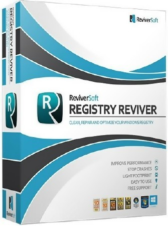 ReviverSoft Registry Reviver 4.18.1.4 Full İndir Türkçe