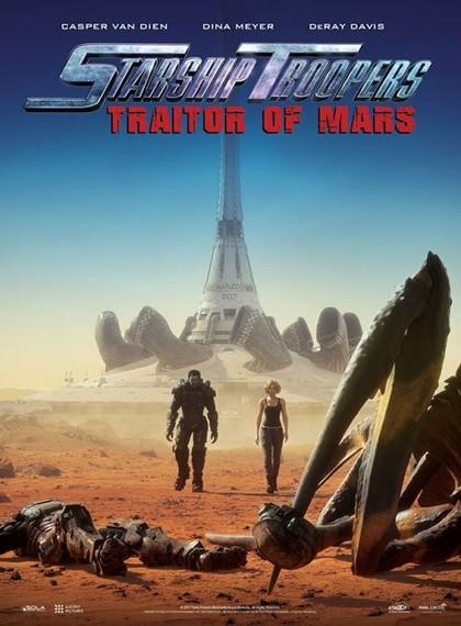 Yıldız Gemisi Askerleri Mars'taki Hain 2017 BRRip XviD Türkçe Dublaj indir