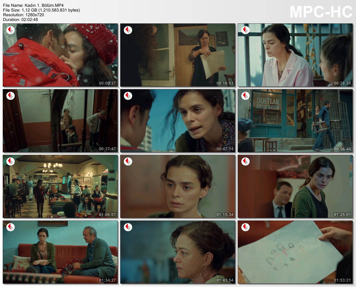 Kadın 20.Bölüm (HD - x264 - 720p) Tüm Bölümler - okaann27