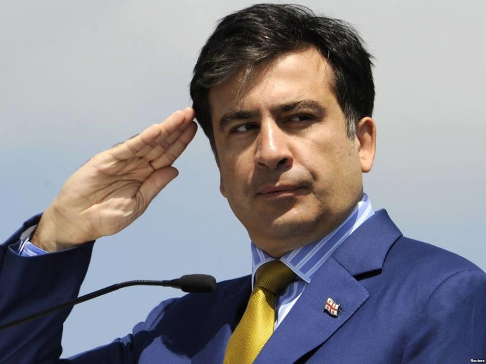 M. Saakaşviliyə leqal yaşam hüququ verildi