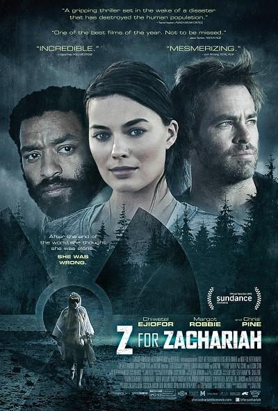 Zachariah'ın Z'si - Z For Zachariah 2015 Türkçe Dublaj BRRip 720p 1080p Download İndir İzle Yükle