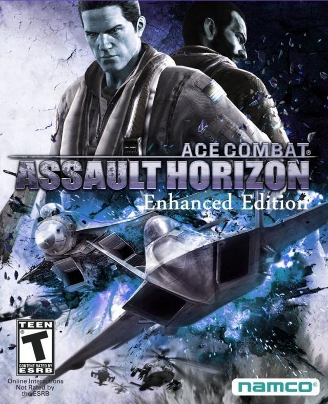 Ace Combat Assault Horizon  Enhanced Edition  Full İndir Download  Yükle