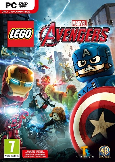 LEGO MARVELs Avengers - RELOADED indir