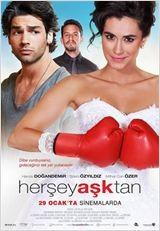 Her Şey Aşktan Film Full HD İzle