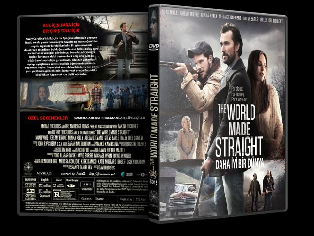 Daha İyi Bir Dünya – The World Made Straight 2015 DVD5 DUAL TR-EN – Tek Link