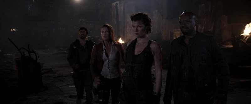 Ölümcül Deney 6 : Son Bölüm - Resident Evil 6 : The Final Chapter 2016 BRRip XViD Türkçe Dublaj - Film indir - Tek Link Film indir
