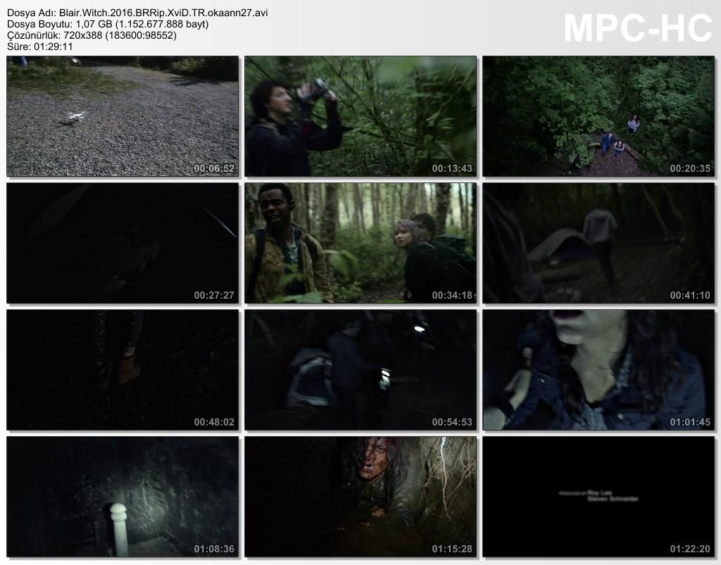 Blaiır Cadısı - Blair Witch 2016 BRRip XviD - m1080p (Türkçe Dublaj) - okaann27