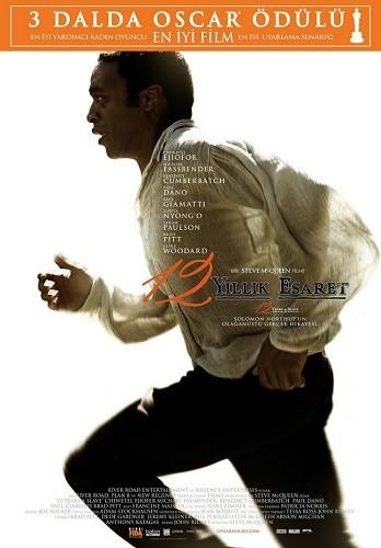 12 Years a Slave | 12 Yıllık Esaret | 2013 | Türkçe Altyazı
