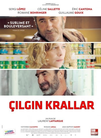 Çılgın Krallar -  Les rois du monde (2015) türkçe dublaj film indir