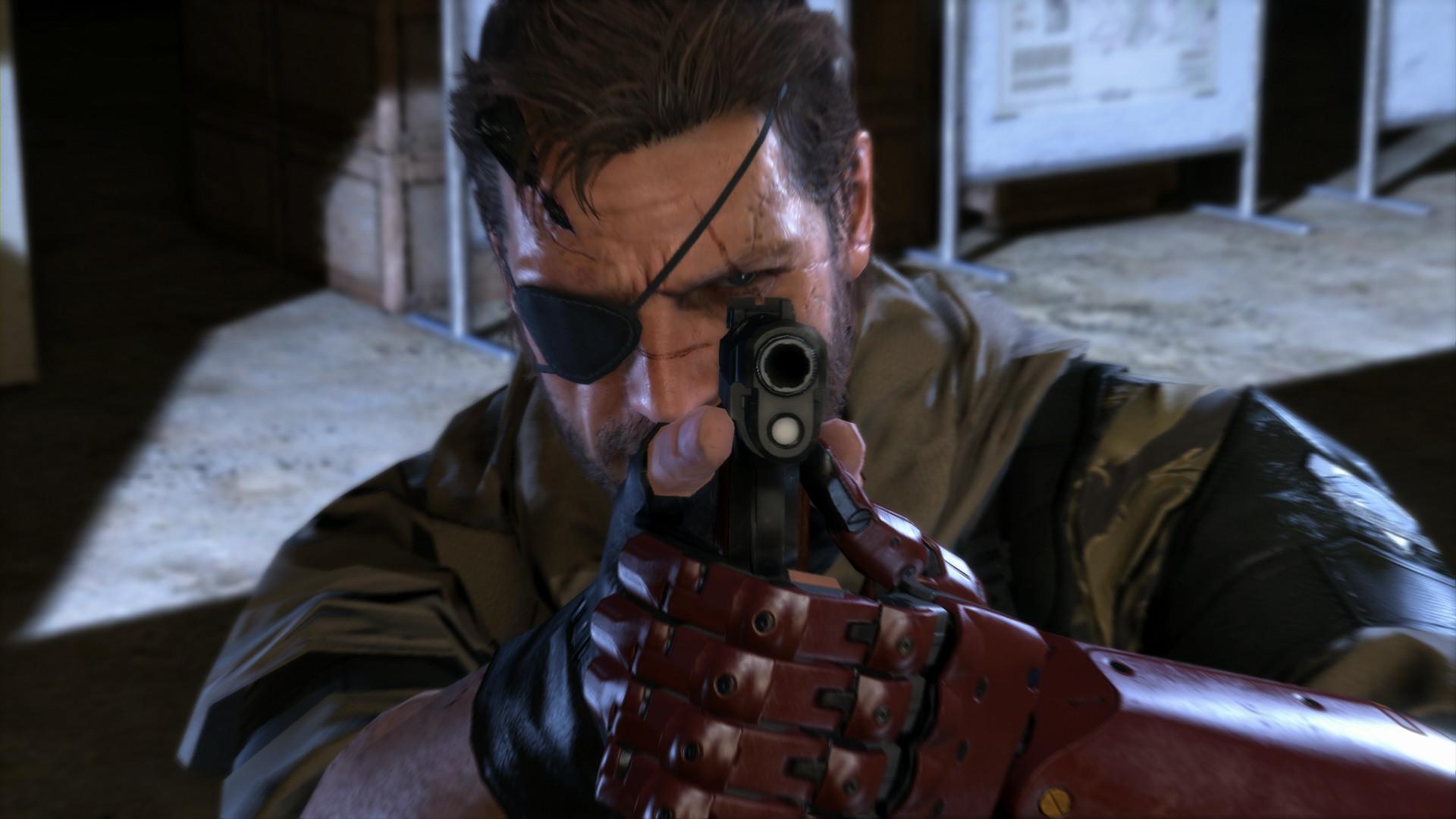 Metal Gear Solid V The Phantom Pain - CPY