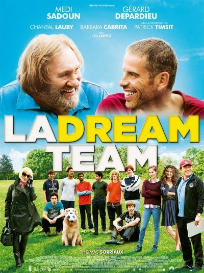 La Dream Team (2016) türkçe dublaj film indir