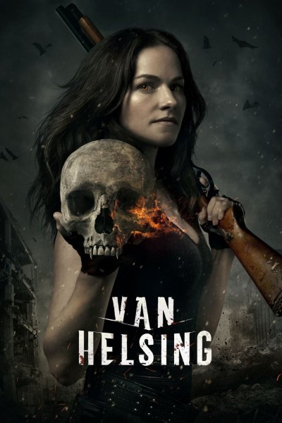 Van Helsing (2016–) 1. Sezon Tüm Bölümler türkçe dublaj indir