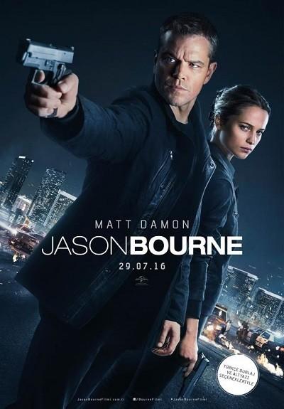 Jason Bourne | 2016 | BRRip XviD | Türkçe Dublaj | Tek Link indir