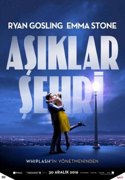 Aşıklar Şehri - La La Land (2016) türkçe altyazılı hd film indir