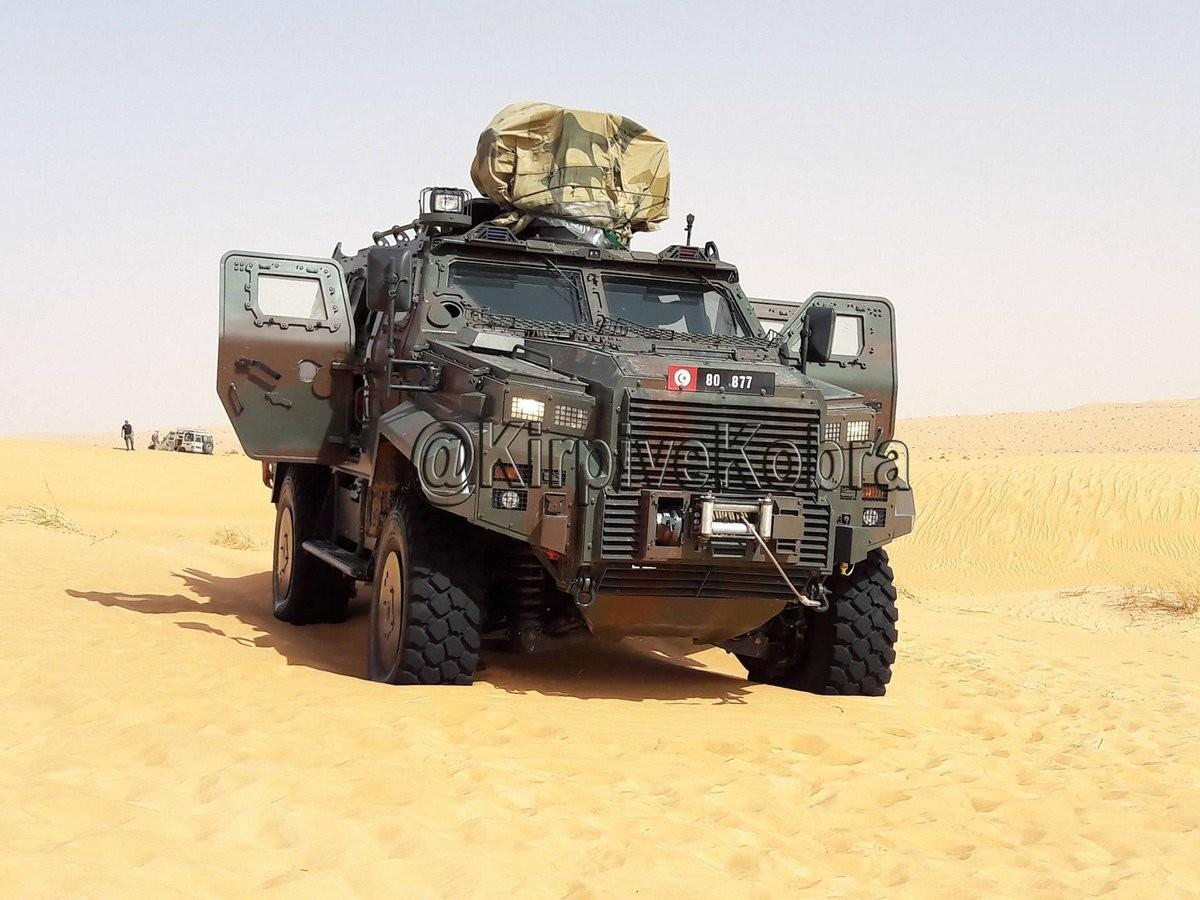 Armée Tunisienne / Tunisian Armed Forces / القوات المسلحة التونسية - Page 9 JXoQJD