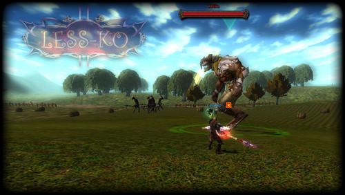 LessKo – Homeko Server