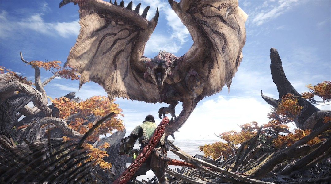 Monster Hunter World İnceleme GamesDocument İndir