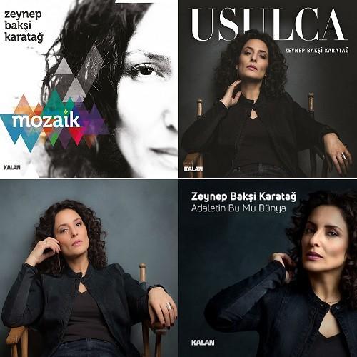 Zeynep Bakşi Karatağ - Tüm Albümleri (2019) Diskografi İndir