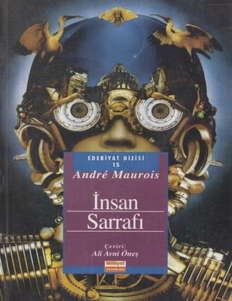 Andre Maurois İnsan Sarrafı Pdf E-kitap indir