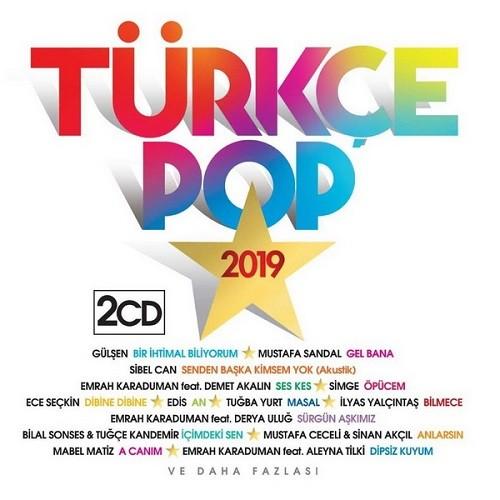 Çeşitli Sanatçılar - Türkçe Pop (2019) Yeni Şarkılar İndir