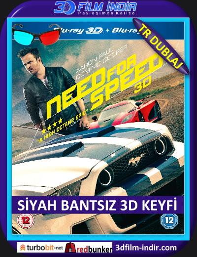 Hız Tutkusu 3d – Need For Speed 3d 2014 ( ANAMORPHIC Siyah Bantsız BluRay m1080p 3d) Türkçe Dublajlı 3 boyutlu film indir